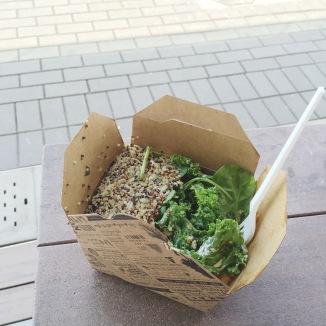 Mana! salads, HK$75.