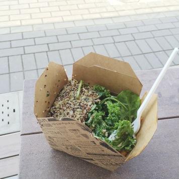Mana! small salads, HK$75.
