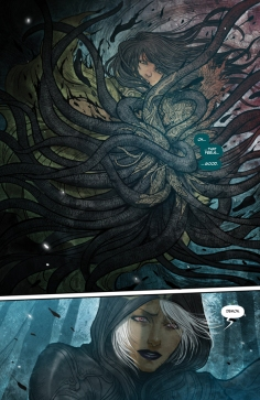 Monstress Issue 3